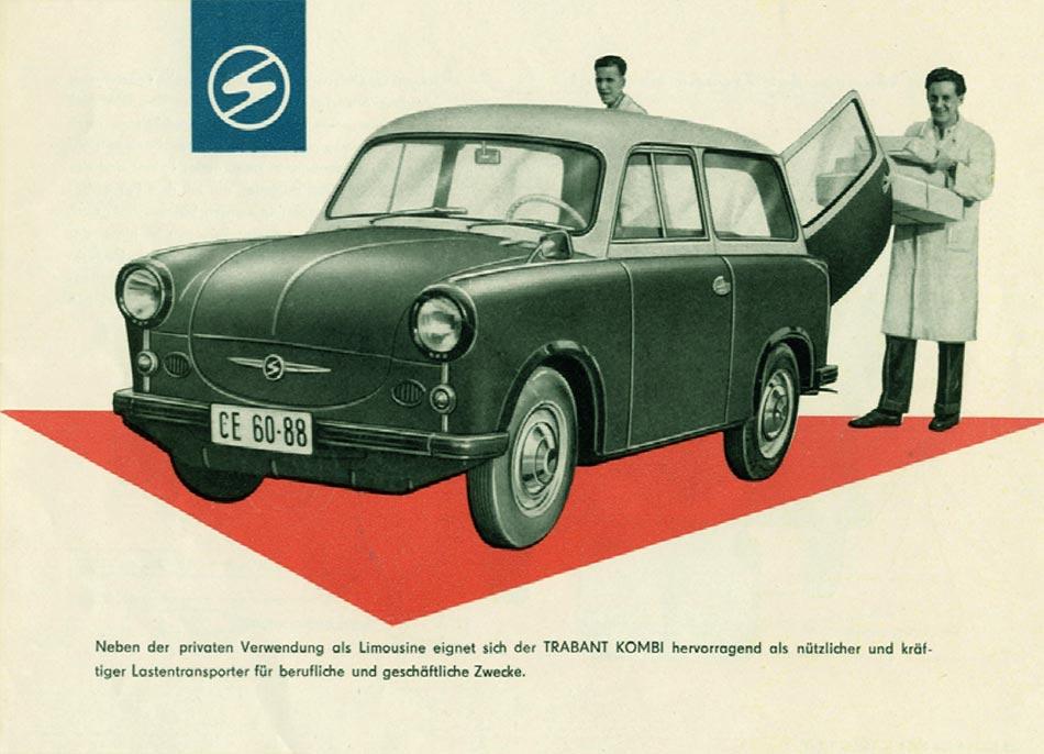trabant cars news videos images websites wiki. Black Bedroom Furniture Sets. Home Design Ideas