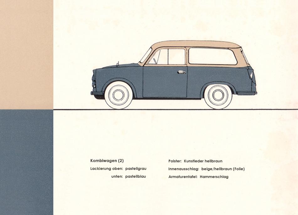 1960 trabant kombi. Black Bedroom Furniture Sets. Home Design Ideas