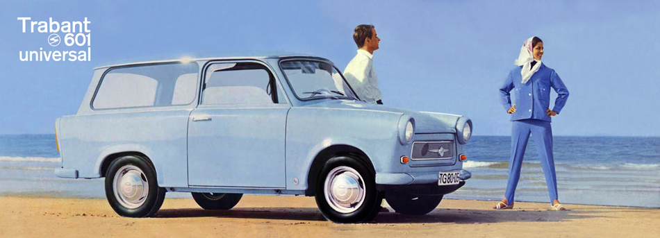 1965 - Trabant 601 Universal